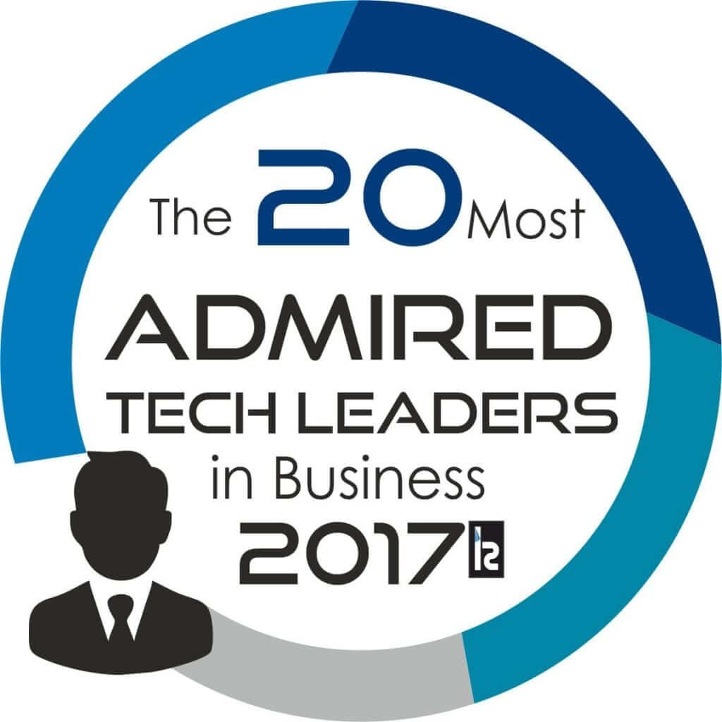 The 20 Most Admired Tech Leaders n Business 2017