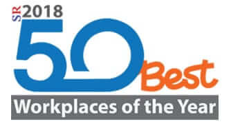 50 Best Workplaces of The Year 2018